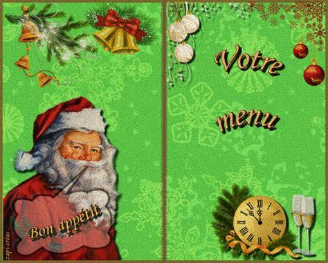 Cartes De Noel Gratuits by Carte Menu De No 235 L 224 Imprimer Cartes Gratuites