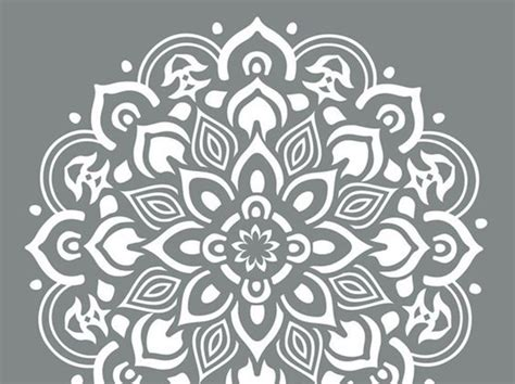 40 Printable Stencil Patterns For Many Uses Stencil Template