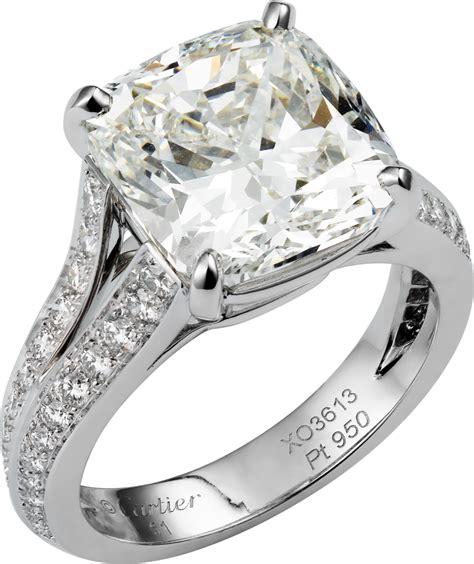 crh4212100 high jewelry ring platinum diamonds cartier