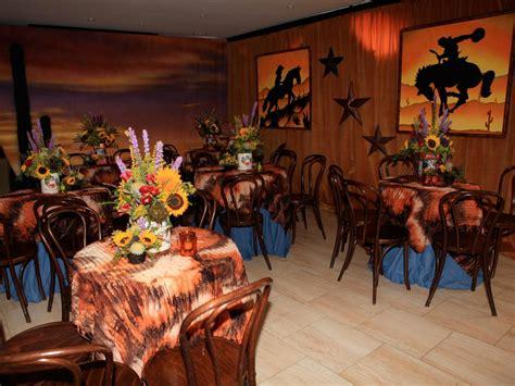 texas themed home decor a texas style bon voyage party entertaining ideas