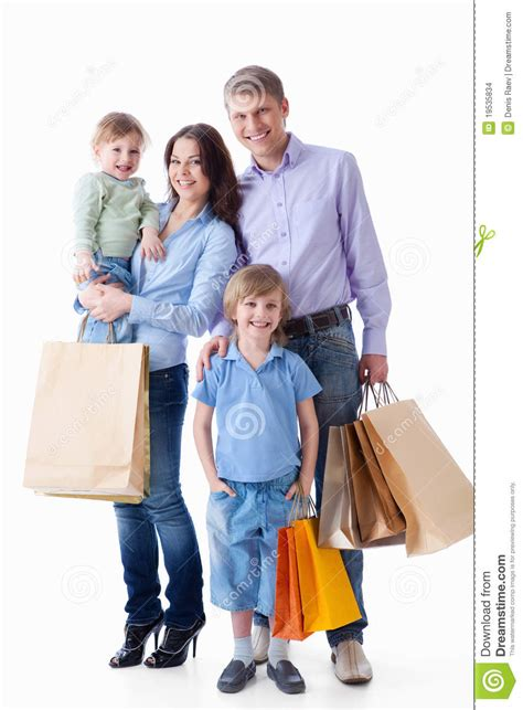 images of family family with shopping stock photo image of casual fashion