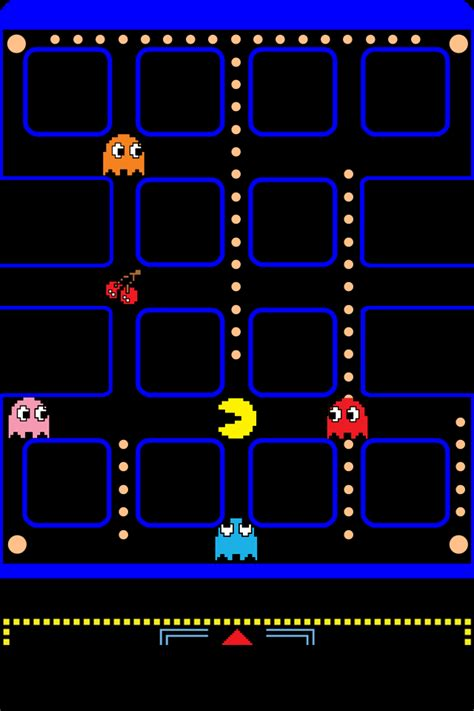 wallpaper iphone 5 pacman pacman background iphone www imgkid com the image kid