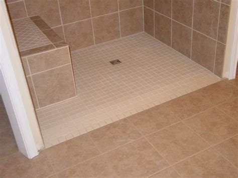 accessible shower tiled handicap shower ada wheelchair