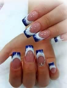 29 adorable blue nail designs for 2016 pretty designs
