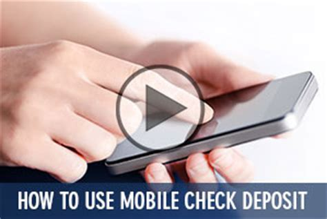 foothill mobile check deposit foothill credit union