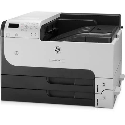 Printer Laserjet A3 Mono hp laserjet enterprise 700 m712dn a3 mono laser printer