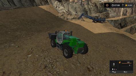 Miners Ls landsweiler mining v 1 0 ls17 farming simulator 2017 mod