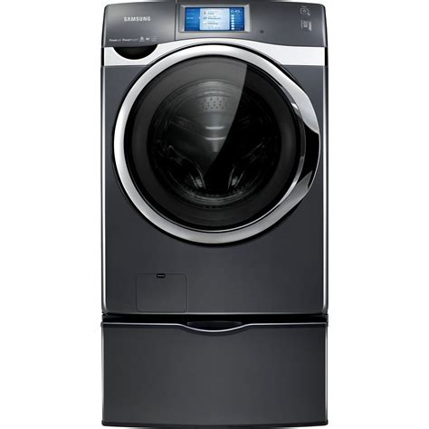 samsung front load washer 4 5 cu ft wf457argsgr sears