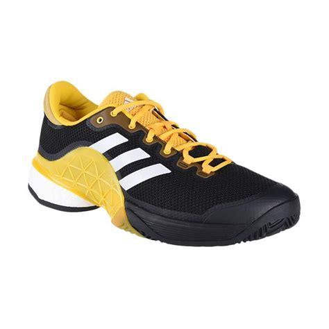 Sepatu Adidas Xdwz Boosst Hitamstabiloputih jual adidas barricade 2017 boost sepatu tennis pria black cg3087 harga