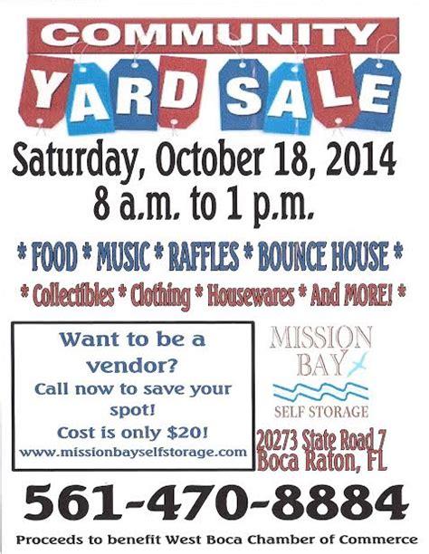 Community Garage Sale In Katy by Mission Bay Self Storage Hosting Its Second Community Yard