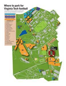 tech parking map parking map site newsadvance