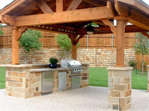 outdoor kitchen roof ideas outdoor spa design ideas covered outdoor kitchens outdoor
