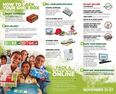operation christmas child printable brochure