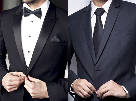 Tuxedo vs Suit: What is the Difference?