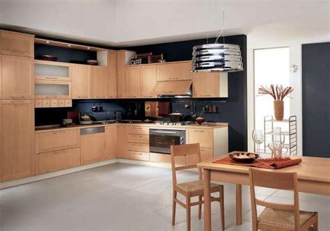Cucina E Legno Chiaro by Cucine Ad Angolo Foto Design Mag