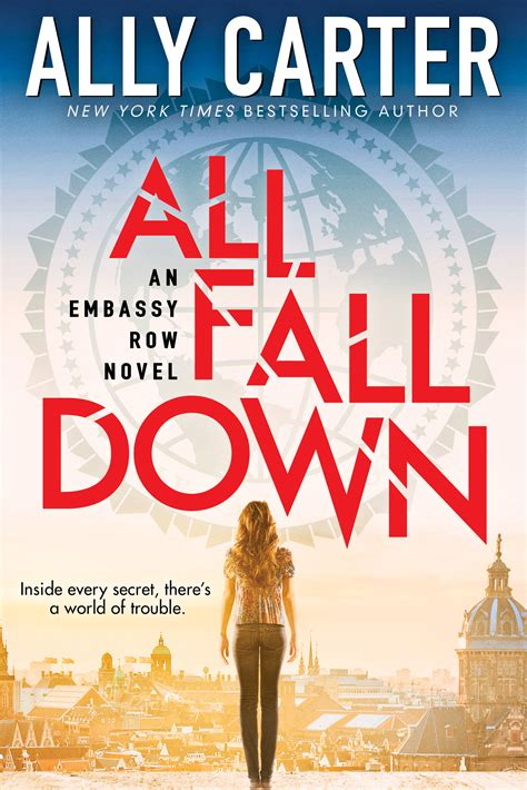 ups and downs and all that stuff books book review all fall embassy row 1 by ally