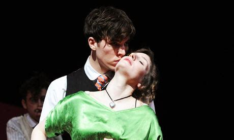 tom hughes guardian sweet nothings theatre review stage the guardian