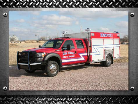 rescue nebraska rescue truck elm creek nebraska