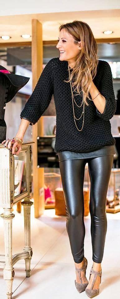 images  leather pants  pinterest blazers