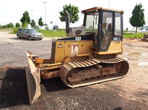 Bulldozer Cat D4c file caterpillar d4c lgp at zweibrucken pic3 jpg