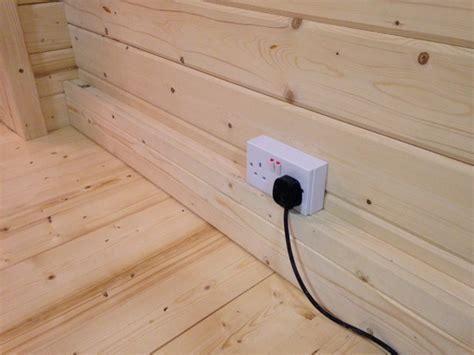 box skirting keops interlock log cabins