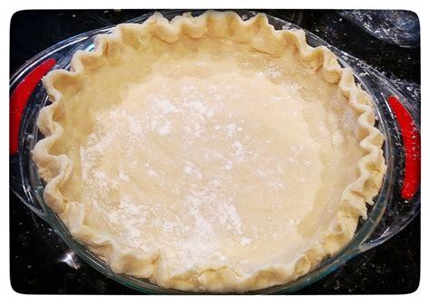 Handmade Pie Crust - one minute pie crust s apron