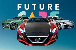 Future Cars 25 Future Cars You Won T Want To Miss Automobile Magazine