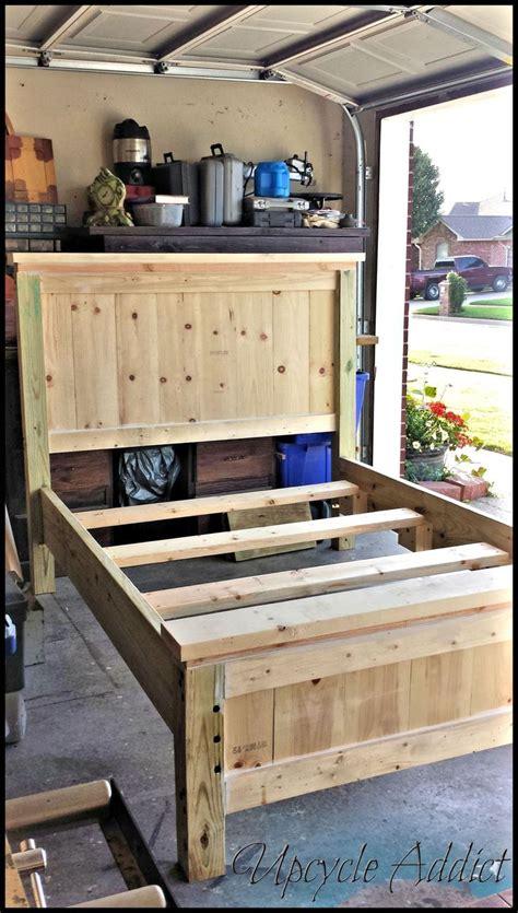 Woodworking Plans Queen Size Headboard