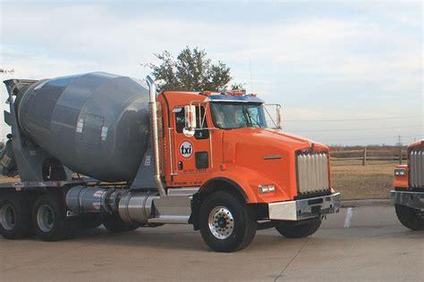 kenworth concrete truck kenworth truck co t800 w900 ready mix trucks