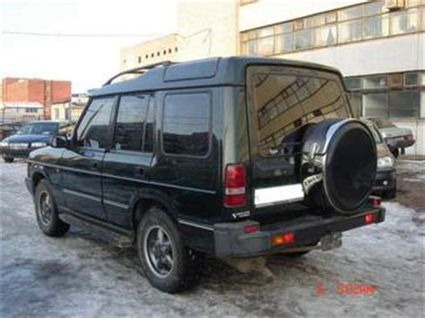 how make cars 1995 land rover discovery transmission control 1995 land rover discovery images 3947cc gasoline automatic for sale