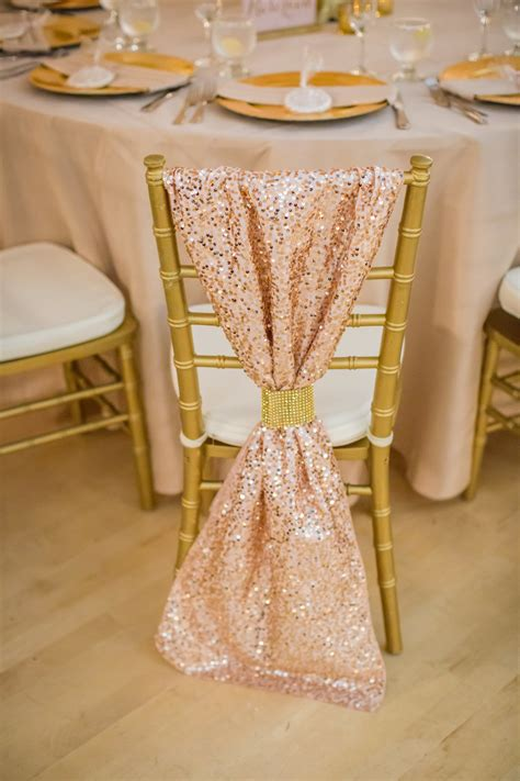 Wedding Gold by Featured Wedding A Chico Event Center Wedding By