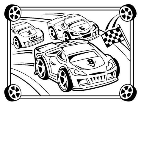 mini car coloring page race car coloring pages coloringsuite com