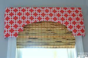 How To Make A Fabric Covered Valance Box How To Build A Window Cornice Home Stories A To Z