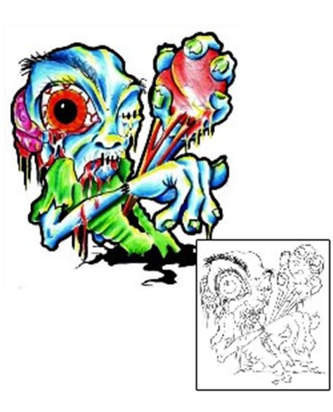 zombie tattoo prices search