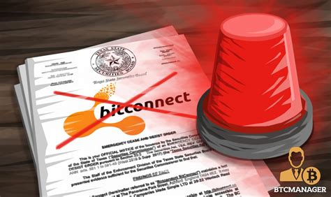 bitconnect open orders texas securities board issues bitconnect emergency cease