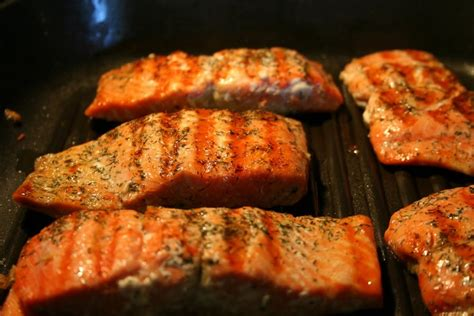 how to cook salmon on the grill by foodie