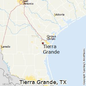 grande texas map best places to live in tierra grande texas