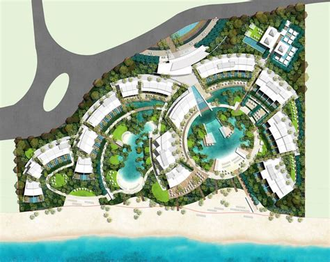site plan design resort landscape design 검색 ud design