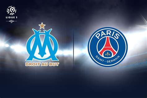 Calendrier Ligue 1 Om Psg Om Psg Les Notes Ligue 1 Football Fr