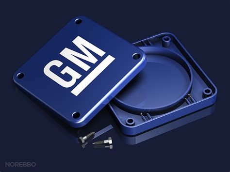 image motors stock illustrations featuring the gm general motors logo