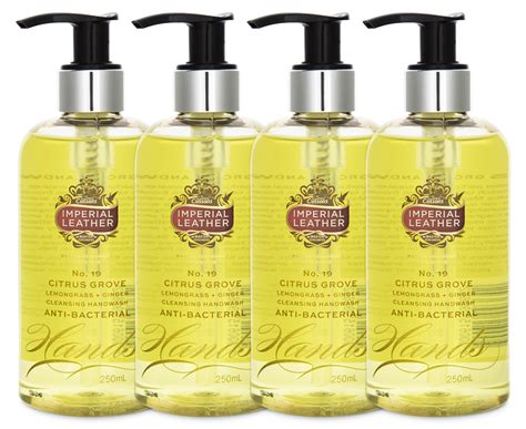 Imperial Leather Perfume Collection Fresh Apple Scent 4 x imperial leather citrus grove antibacterial handwash 250ml ebay