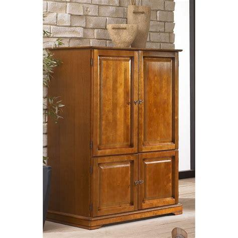 armoire bureau informatique armoire informatique louis philippe ferm 233 e beaux meubles