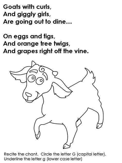 Gg Poem