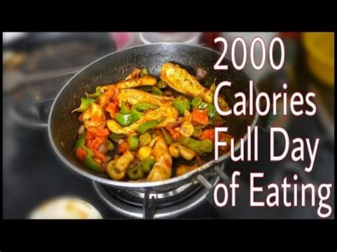 2000 calories full day of eating | indian fat loss diet