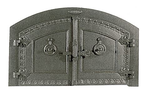 godin cast iron bread oven doors lawton imports