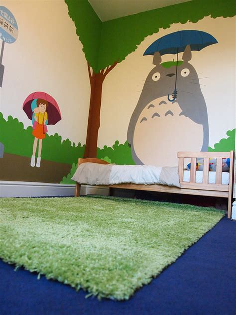 totoro bedroom 48 diy decorating ideas for a little girl s room