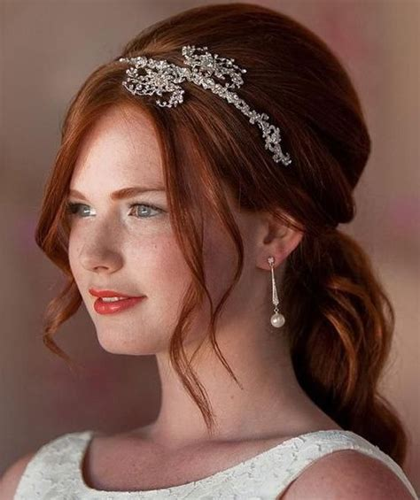 wedding hairstyles down short hair new half up half down wedding hairstyles for women