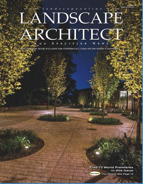 Landscape Architect Magazine Terra Sculpture Terra Sculpture Landscape Architecture Magazine