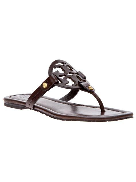 black miller sandal burch miller sandal in black lyst