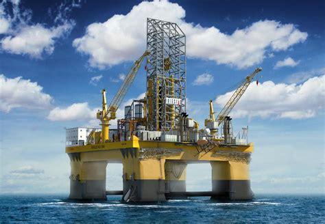 Energy Pod by Cimc Raffles Begins Construction Of Frigstad Deepwater Rig